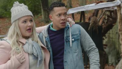 Wolfblood - Is Katrina getting too close to the truth?