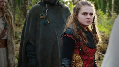 Wolfblood - Does this mean war?