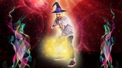 CBBC HQ - Cast your spell