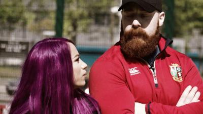 MOTD Kickabout - WWE Superstars take on The Bucket List