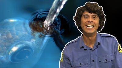 Andy's Secret Hideout - Archerfish