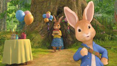 Peter Rabbit - Beatrix Potter's Birthday