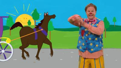 Something Special - Horsey Horsey Don't You Stop