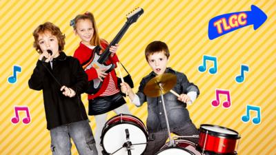 The Let's Go Club - What musical instrument are you?
