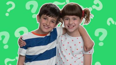 Topsy and Tim  - Episodes One to Ten Quizzes