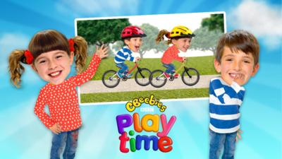 Topsy and Tim  - Brand new Topsy and Tim's Busy Day game!
