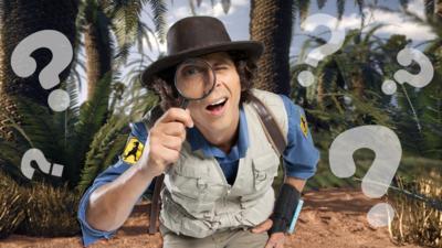 Andy's Prehistoric Adventures - Andy's Prehistoric Quiz #1