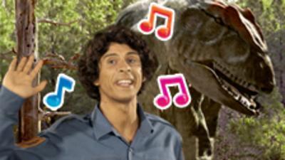 Andy's Prehistoric Adventures - The Allosaurus Rap