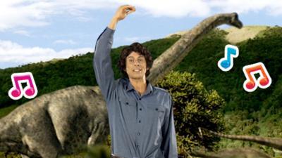 Andy's Prehistoric Adventures - The Brachiosaurus Rap
