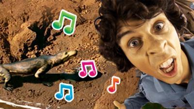 Andy's Prehistoric Adventures - The Cynodont Rap