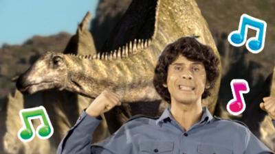 Andy's Prehistoric Adventures - The Diplodocus Rap