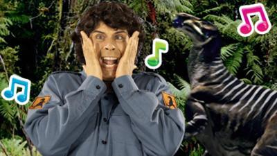 Andy's Prehistoric Adventures - The Iguanodon Rap