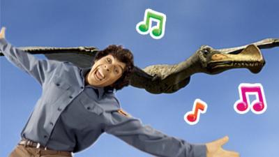 Andy's Prehistoric Adventures - The Ornithocheirus Rap