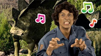 Andy's Prehistoric Adventures - The Stegosaurus Rap