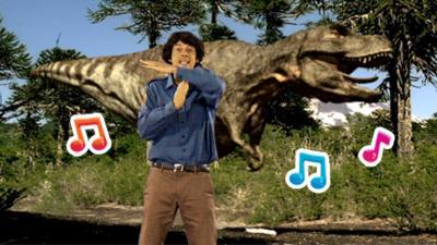 Andy's Prehistoric Adventures - The Tyrannosaurus Rex Rap