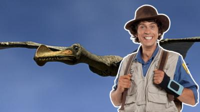 Andy's Prehistoric Adventures - Ornithocheirus Facts