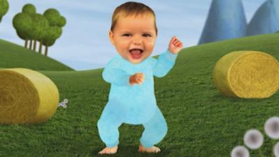 Baby Jake - Yacki Yacki Yoggi in the Country Side