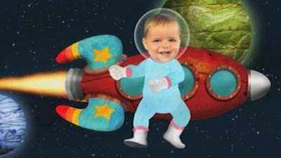 Baby Jake - Yacki Yacki Yoggi in Space