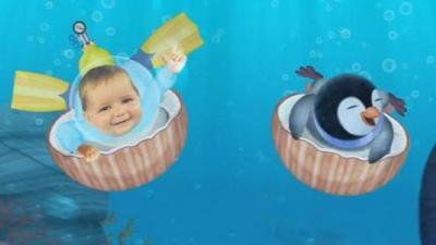 Baby Jake - Tummy sliding