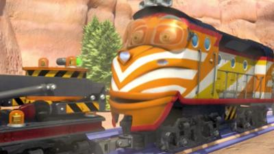 Chuggington - Meet Tyne