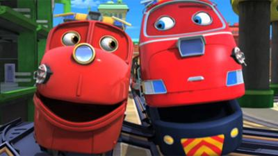 Chuggington - Meet Jackman