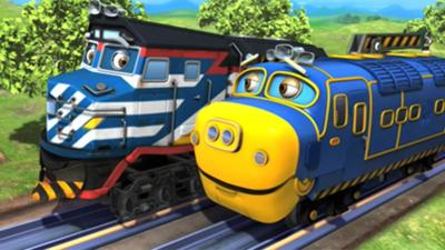 Chuggington - Meet Zack