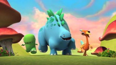 Dinopaws - Dinopaws Theme Song