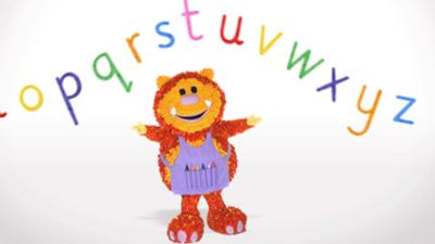 Get Squiggling! - Alphabet Song