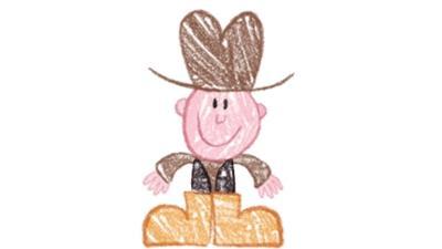 Get Squiggling! - Cowboy