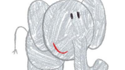 Get Squiggling! - Elephant