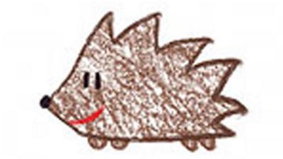 Get Squiggling! - Hedgehog