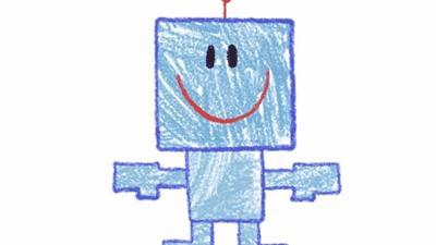 Get Squiggling! - Robot