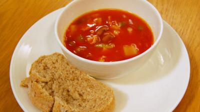 I Can Cook - Baked Bean Soup