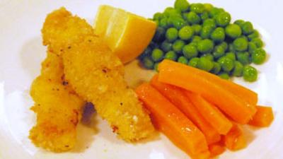 I Can Cook - Crispy Fish Fingers
