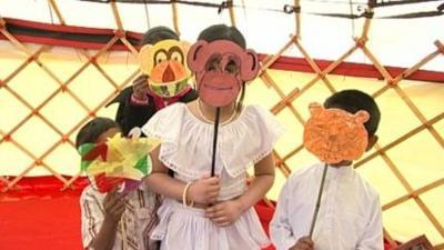 Let's Celebrate - Wesak - Animal Mask