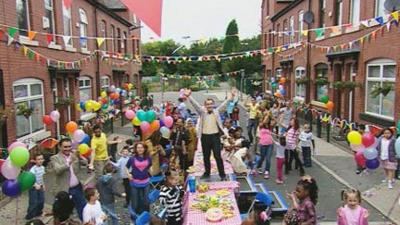 Let's Celebrate - Street Party Song