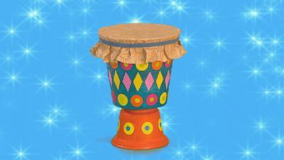 Mister Maker - Bongo Drum