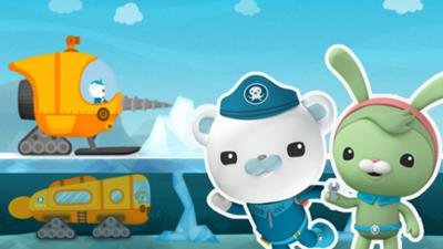 Octonauts - Gup-S Adventure