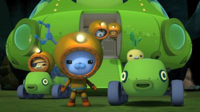 Octonauts - Life Aboard the Octolab