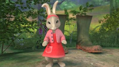 Peter Rabbit - Get to Know Lily Bobtail