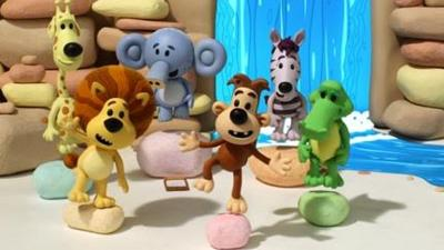 Raa Raa the Noisy Lion - Meet Raa Raa and Friends