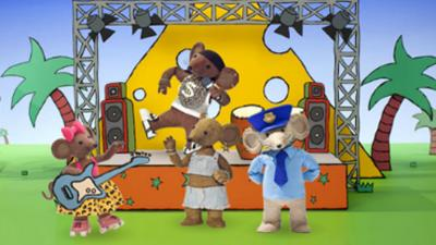 Rastamouse - Rastamouse Picture Maker