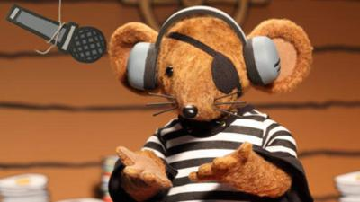 Rastamouse - For Real FM - Sasha