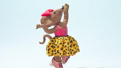 Rastamouse - For Real FM - Scratchy