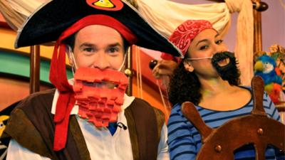 Swashbuckle - Pirate Beard
