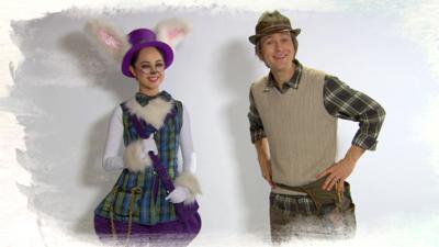 Dancing Beebies - Learn The Dance: Rabbit