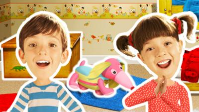 Topsy and Tim  - Fun Around the House