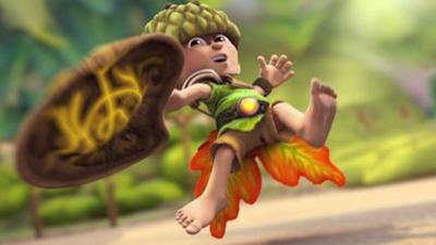 Tree Fu Tom - Tree Fu Tom Adventures