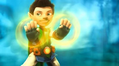 Tree Fu Tom - The Magic Hands Spell