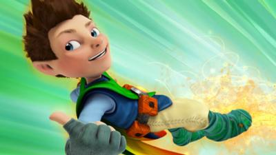 Tree Fu Tom - The Grow Grow Grow Spell